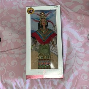 Other - Barbie Collector: Dolls of the World
